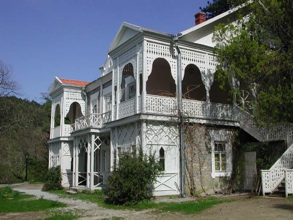 Дом-музей В.Г. Короленко в хут. Джанхот Геленджик