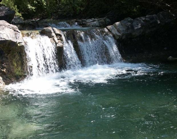 Экскурсия к Гебеусским водопадам