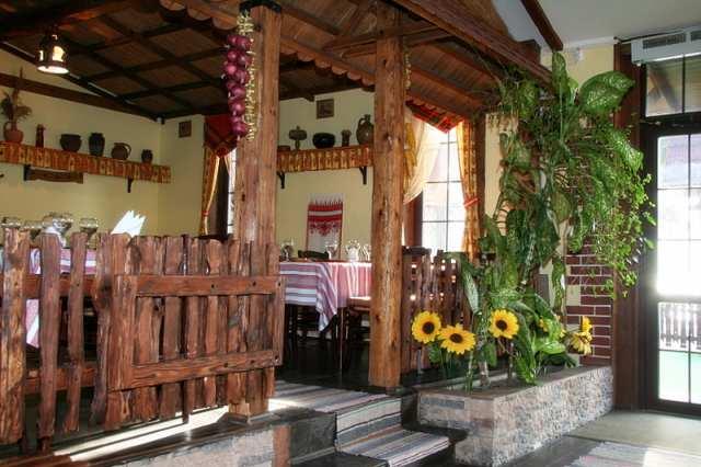 ресторан «Украинский дворик»