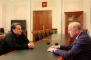 Глава Геленджика и координатор партии ЛДПР договорились о сотрудничестве
