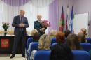 Виктор Хрестин поздравил работников налоговой службы с профессиональным праздником