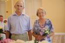 Супруги Лукины из Геленджика отпраздновали изумрудную свадьбу
