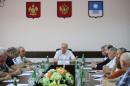 Глава Геленджика с лидерами национальных диаспор обсудил вопрос подготовки к празднованию Дня города