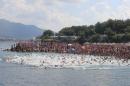 12 августа в Геленджике пройдет традиционный заплыв через Геленджикскую бухту «Морская миля»