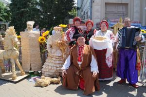 Краевая выставка кубанских народных промыслов, ремесел и сельского (аграрного) туризма