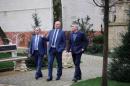 Глава Геленджика посетил «Старый парк»