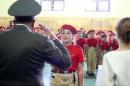300 юнармейцев Геленджика дали клятву на верность Отчизне