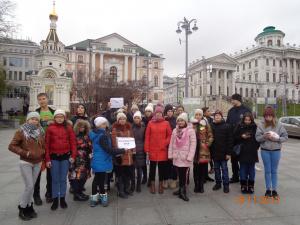 Незабываемая поездка по «Золотому кольцу России»