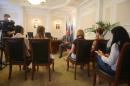 Глава Геленджика Виктор Хрестин ответил на вопросы журналистов