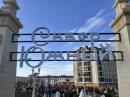 В Геленджике открыли новый сквер