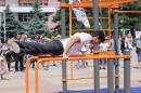Открытый фестиваль «Street Workout» пройдет в Геленджике