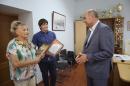 Школьники из Геленджика стали призерами краевого конкурса «Юных архивистов»