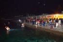 В Крещенскую ночь в Геленджике будет организовано 9 мест для купания верующих