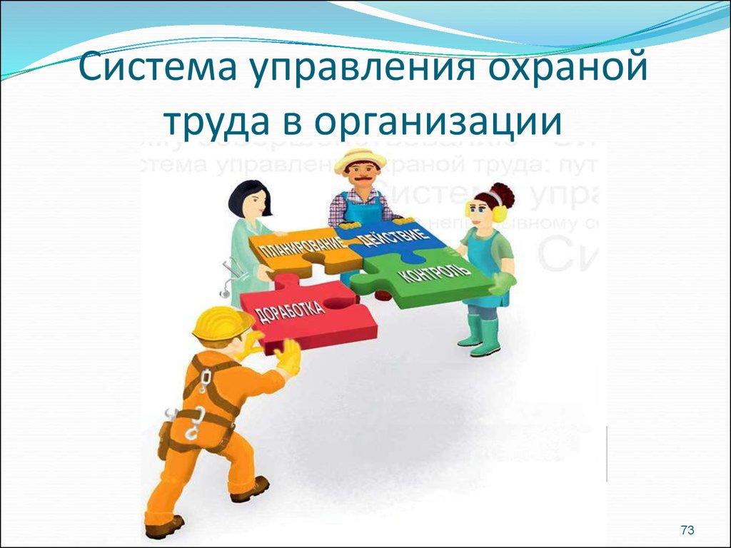 система управления охраны труда в картинках